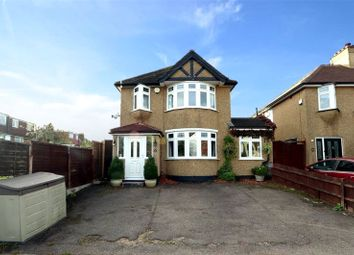 Thumbnail 3 bed detached house for sale in Hibbert Avenue, Watford