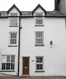 Thumbnail 5 bedroom terraced house for sale in Red Lion Street, Tywyn, Gwynedd