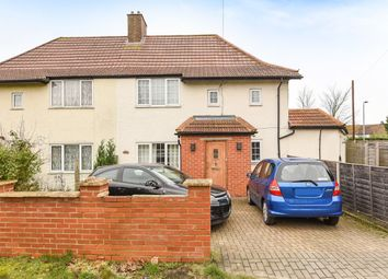 Thumbnail 4 bed semi-detached house for sale in Norbury Avenue, Thornton Heath