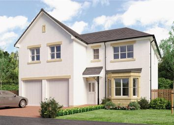"Thumbnail 5 bed detached house for sale in ""Jura"" at Lenzie, Kirkintilloch, Glasgow"
