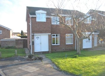 Thumbnail 3 bed semi-detached house to rent in Palmerston Avenue, Maltby