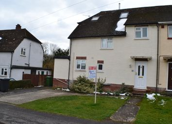 Thumbnail 4 bed semi-detached house to rent in Dene Way, Donnington, Newbury