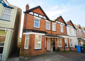 Thumbnail 3 bed end terrace house for sale in Florence Road, Lower Parkstone, Poole