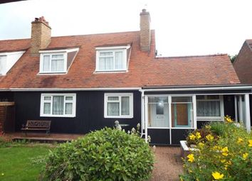 Thumbnail 3 bed bungalow for sale in Colchester Road, Wix, Manningtree