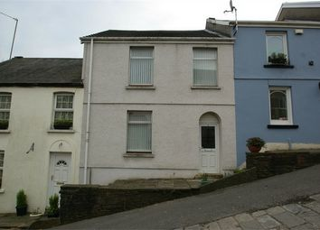 Thumbnail 2 bed terraced house to rent in Clifton Hill, Mount Pleasant, Swansea