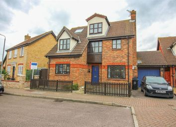 Thumbnail 5 bedroom detached house for sale in Pilkingtons, Church Langley, Harlow, Essex
