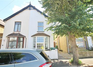 Thumbnail 2 bed semi-detached house for sale in Guildford Street, Staines Upon Thames, Middlesex