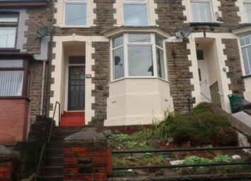 Thumbnail 3 bed terraced house to rent in Chepstow Road, Treorchy