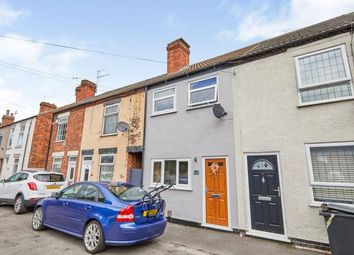 Thumbnail Terraced house for sale in Eyres Garden, Ilkeston, Derbyshire, Ilkeston