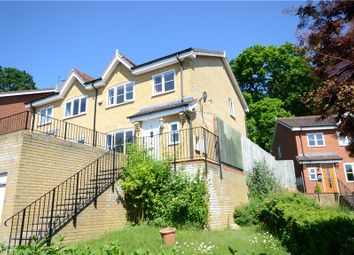 Thumbnail 3 bedroom semi-detached house for sale in Morlais, Emmer Green, Reading