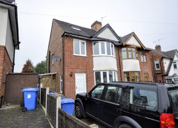 Thumbnail 4 bedroom semi-detached house to rent in Willson Road, Littleover, Derby