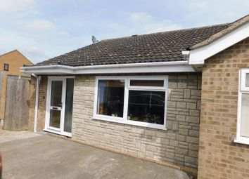 Thumbnail 2 bed semi-detached bungalow for sale in Hall Road, Stowmarket