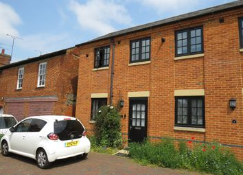 Thumbnail 1 bed terraced house for sale in The Maltings, Newport Pagnell