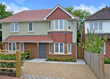 Thumbnail 3 bedroom semi-detached house for sale in Conifers, Ember Gardens, Thames Ditton