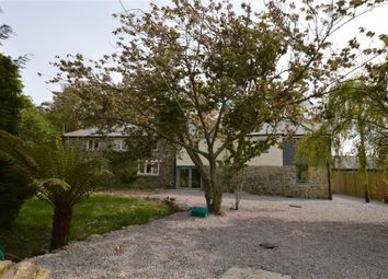 Thumbnail 4 bed detached house for sale in St. Keverne, Helston, Cornwall