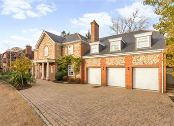 Thumbnail 5 bed detached house for sale in Ledborough Gate, Beaconsfield, Buckinghamshire