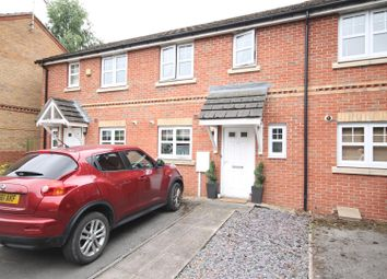 Thumbnail 2 bed town house for sale in Melbourne Court, Aspley, Nottingham