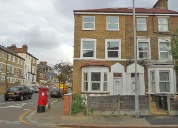 Thumbnail 1 bed flat to rent in Langthorne Road, London