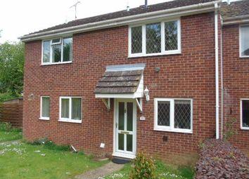 Thumbnail 2 bed terraced house to rent in Jackson Way, Needham Market, Ipswich