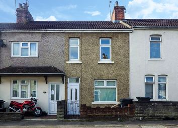 Thumbnail 2 bed terraced house to rent in George Street, Swindon, Wiltshire