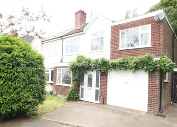 Thumbnail 4 bedroom semi-detached house for sale in The Crescent, Wolverhampton, West Midlands
