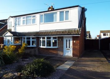 Thumbnail 3 bed semi-detached house for sale in Brookhouse Close, Hoghton, Preston, Lancashire