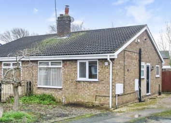2 bed semi-detached bungalow for sale in Bellasize Park, Gilberdyke, Brough HU15