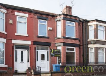 3 bed terraced house for sale in Poulter Road, Walton, Liverpool L9