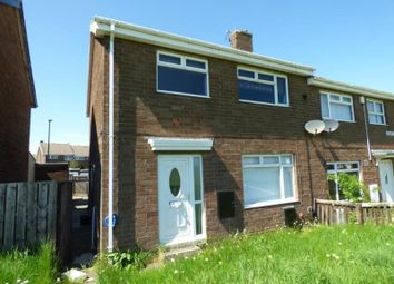 Thumbnail 3 bed semi-detached house for sale in Coalbank Square, Hetton-Le-Hole, Houghton Le Spring