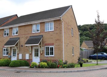 Thumbnail 2 bed property for sale in Mill-Race, Abercarn, Newport