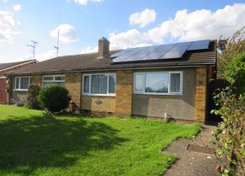 Thumbnail 3 bed semi-detached bungalow for sale in St. James Close, Kettering