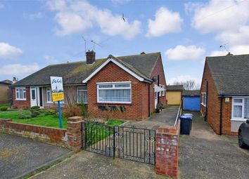 Thumbnail 2 bedroom semi-detached bungalow for sale in Crown Hill Road, Herne Bay, Kent