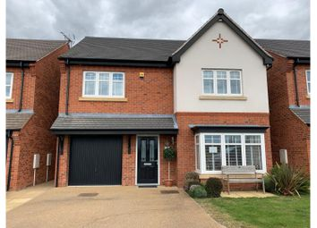 4 bed detached house for sale in Ashby Close, Littleover, Derby DE23