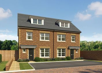 "Thumbnail 4 bed semi-detached house for sale in ""Claremont"" at James Whatman Way, Maidstone"