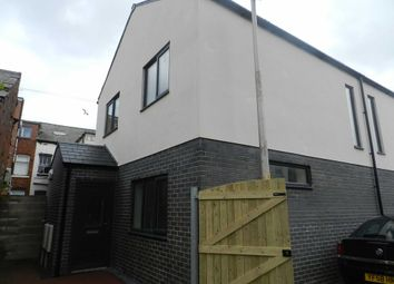 Thumbnail 2 bedroom semi-detached house for sale in Back Clarendon Road, Blackpool
