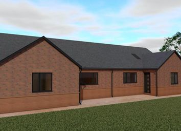 Thumbnail 2 bed semi-detached bungalow for sale in Hopton Park, Nesscliffe, Shrewsbury