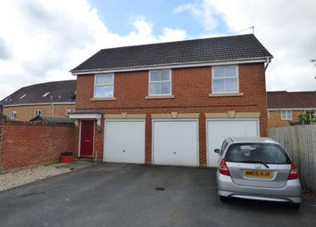 Thumbnail 2 bed property to rent in Emerson Close, Swindon