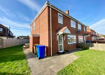 Thumbnail 3 bed semi-detached house for sale in Meridian Road, Fishtoft, Boston