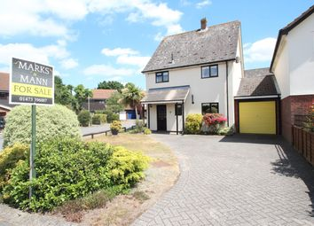 Thumbnail 3 bed link-detached house for sale in Whinfield, Martlesham Heath, Ipswich