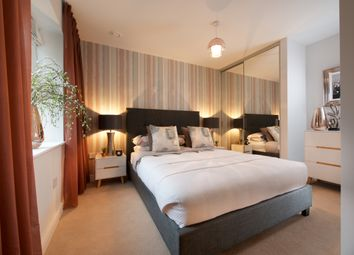 Thumbnail 2 bed flat for sale in Queensgate Road, Farnborough