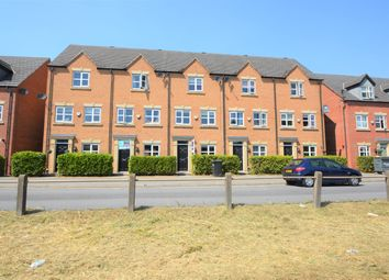 Thumbnail 3 bed mews house to rent in Thelwall Lane, Latchford, Warrington
