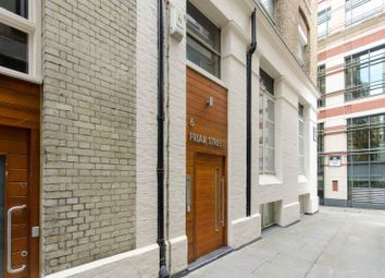 Thumbnail 1 bed flat to rent in Friar Street, City