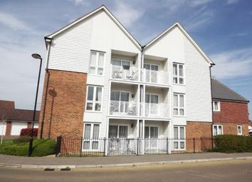 Thumbnail 2 bed flat for sale in Bluebell Drive, Sittingbourne, Kent