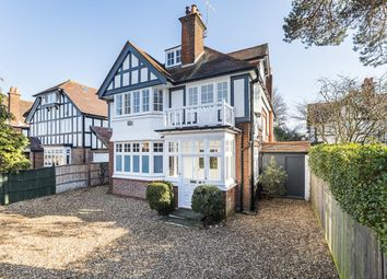 Thumbnail 5 bedroom detached house to rent in River Avenue, Thames Ditton