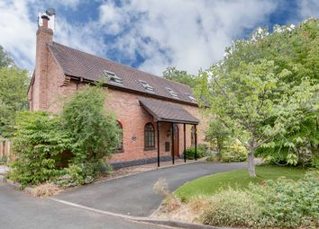 Thumbnail 3 bed barn conversion for sale in The Old Pump House, Brooklands Lane, Church Hill North, Redditch