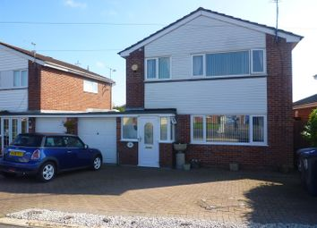 Thumbnail 3 bed detached house for sale in Paxcroft Way, Trowbridge