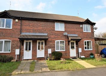 Thumbnail 2 bed terraced house for sale in Hedgely Court, Northampton