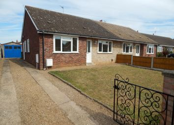 Thumbnail 3 bedroom bungalow to rent in Raymond Road, Hellesdon, Norwich