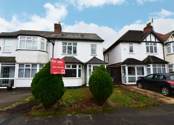 3 bed semi-detached house for sale in Etwall Road, Hall Green, Birmingham B28