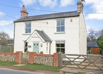 Thumbnail 3 bedroom detached house for sale in Hill Pound, Swanmore, Southampton